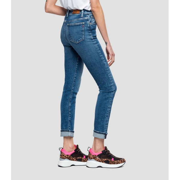 Replay Slim Super High-Waist Neneh Jeans