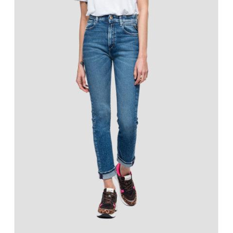 Replay Slim Super High-Waist Neneh Jeans