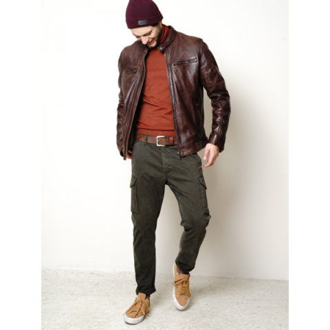 Staff Men's Dave Cargo Regular Fit