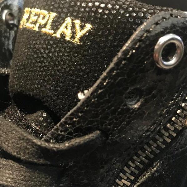 Replay Women's Yoha Hi-Top Sneakers