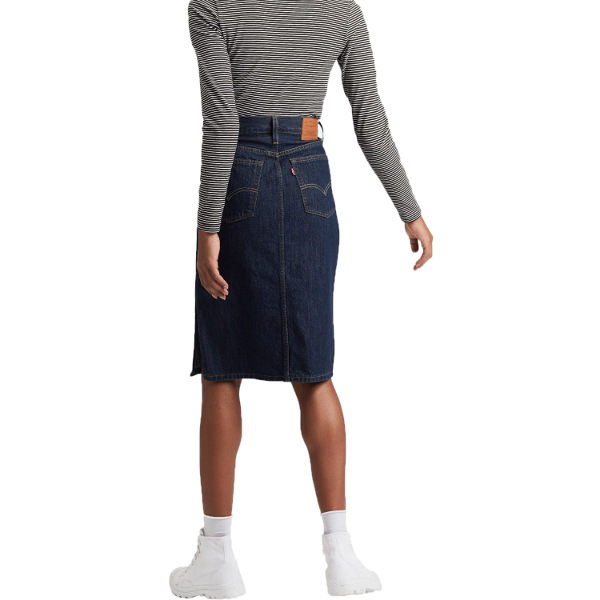 Levi's® Slide Slit Skirt