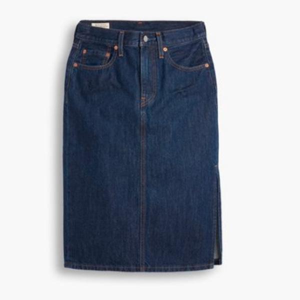 Levi's® Slide Slit Skirt