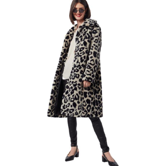 Oakwood Program Wolf Fake Fur Long-Coat