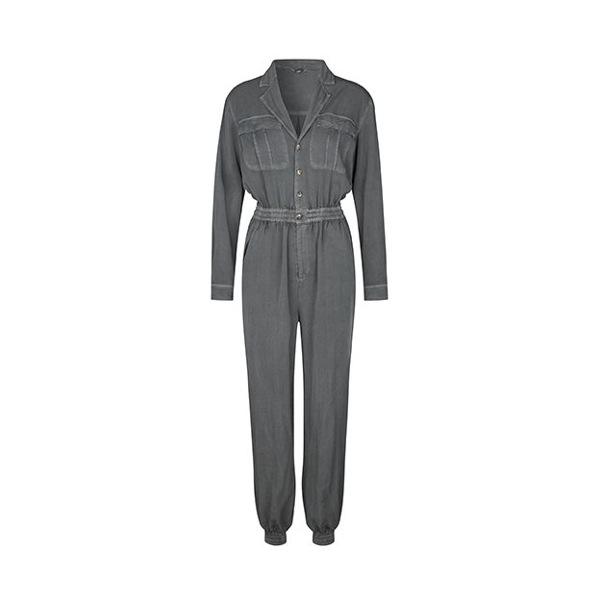 Γυναικεία Ολόσωμη Φόρμα / Jerica Jumpsuit Grey