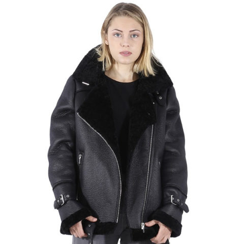 Oakwood Community Women's Jacket Sheepskin