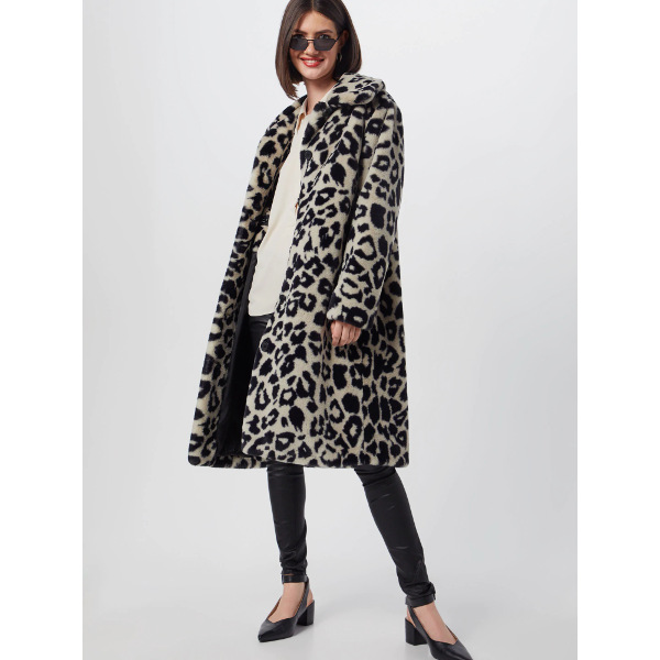 Oakwood Program Wolf Fake Fur Long-Coat