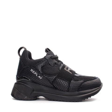 Replay Women's Sully Sneaker Black