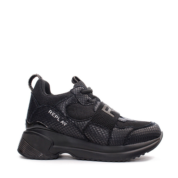 Replay Women's Sully Sneaker Black
