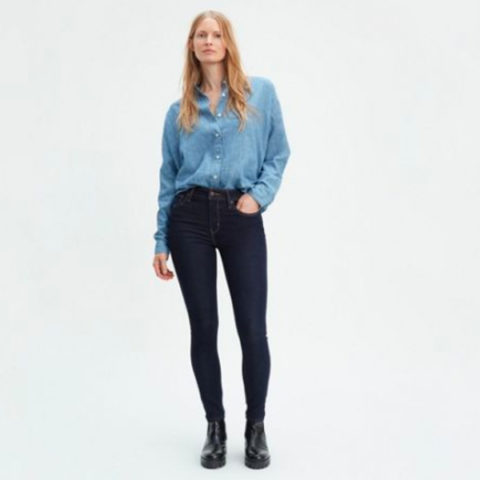 Levi's Women's 721 High Rise Skinny