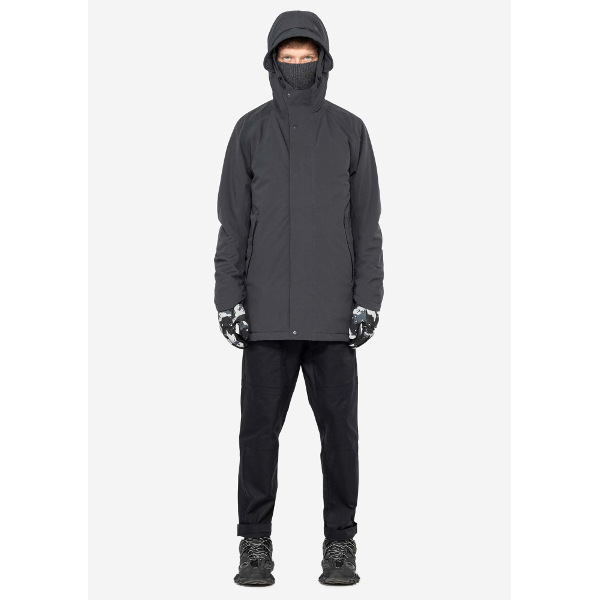 Krakatau Men's Technical Parka Qm214/2 DSUP