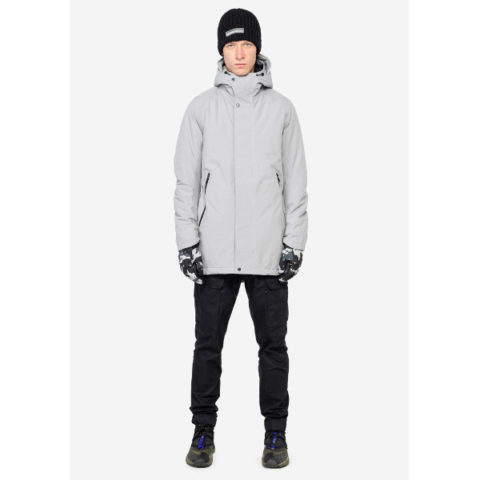Krakatau Men's Technical Parka Qm214/4 DSUP