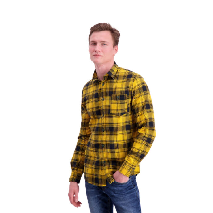 Shine Original Chequered Men's Shirt