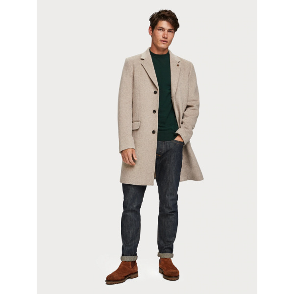 Scotch & Soda Men's Classic Coat