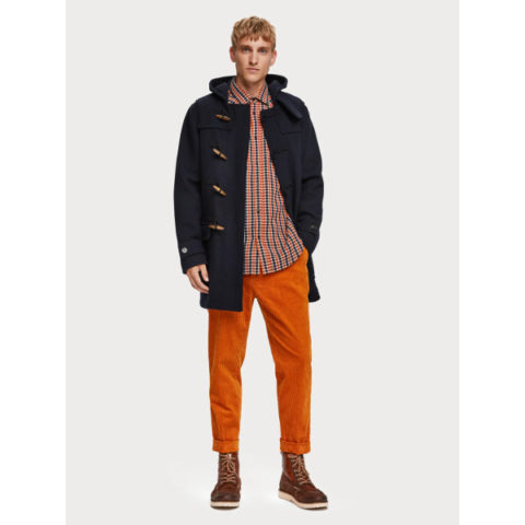 Scotch & Soda Men's Duffel Coat