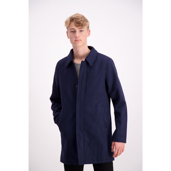 Shine Original Men's Wool/Mix Philadelphia Coat