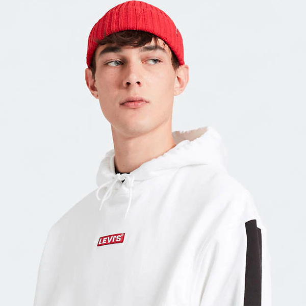 Levi's Racer Sleeve Hit Hoodie Multi-Colour