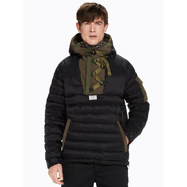 Scotch & Soda Men's Quilted Anorak