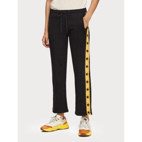 Star Side Tape Sweat Pants 154256