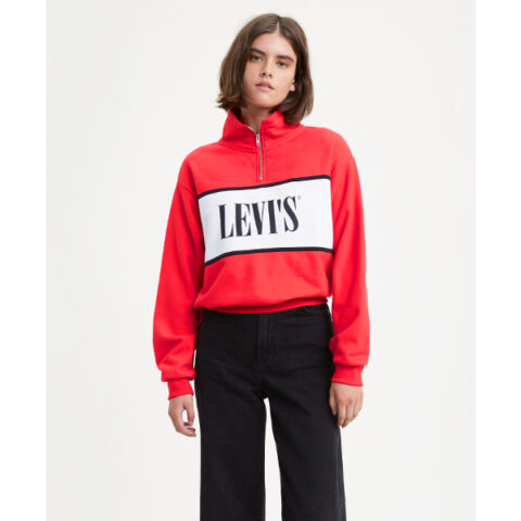 Levi's® Colorblock Logo Sweatshirt Women's