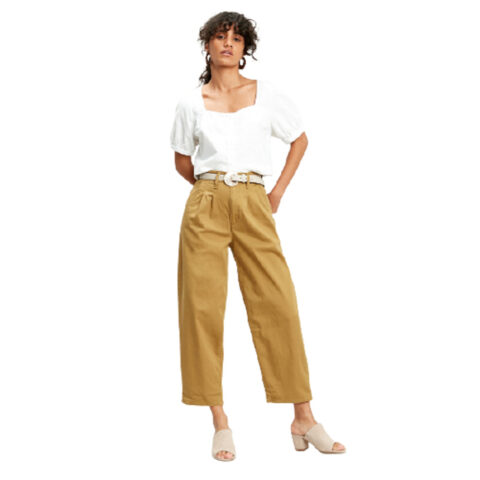 Levi's® Pleated Balloon Pants - Women's