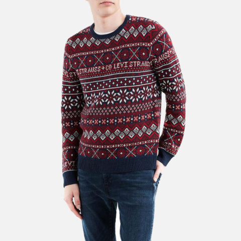 Levi Strauss Classic Sweater Panther 56462-0001
