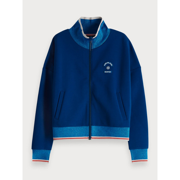 Women's Logo Tape Track Jacket