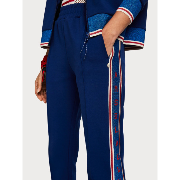 Women's Logo Tape Track Pants 151305