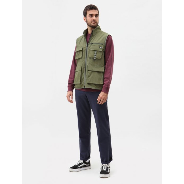 Dickies Stillmore Men's Lightweight Utility Vest
