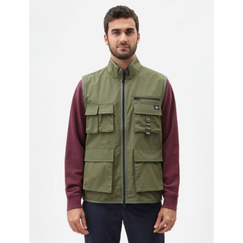Dickies Stillmore Men's Lightweight Utility Vest