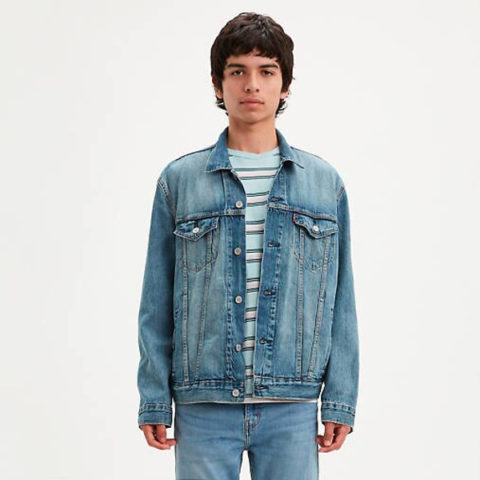 Levi's Men's Jean Trucker Jacket