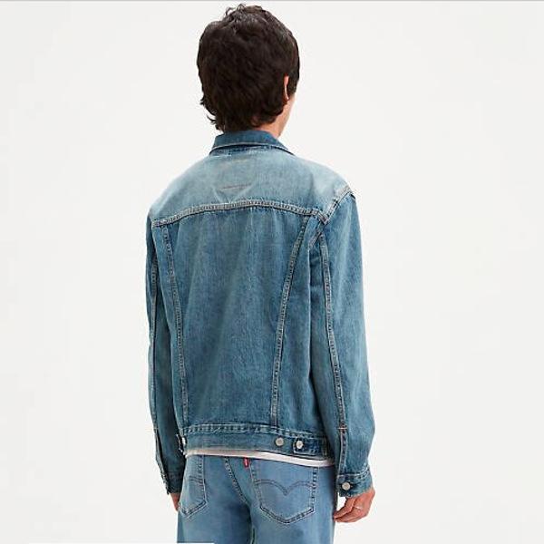 Levi's® Jean Trucker Jacket For Men.