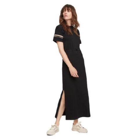 Scotch & Soda Long T-Shirt Dress