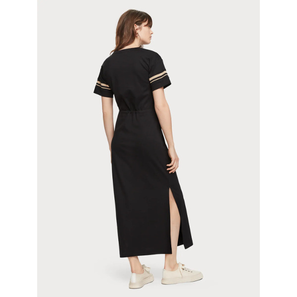 Scotch & Soda Long T-Shirt Dress
