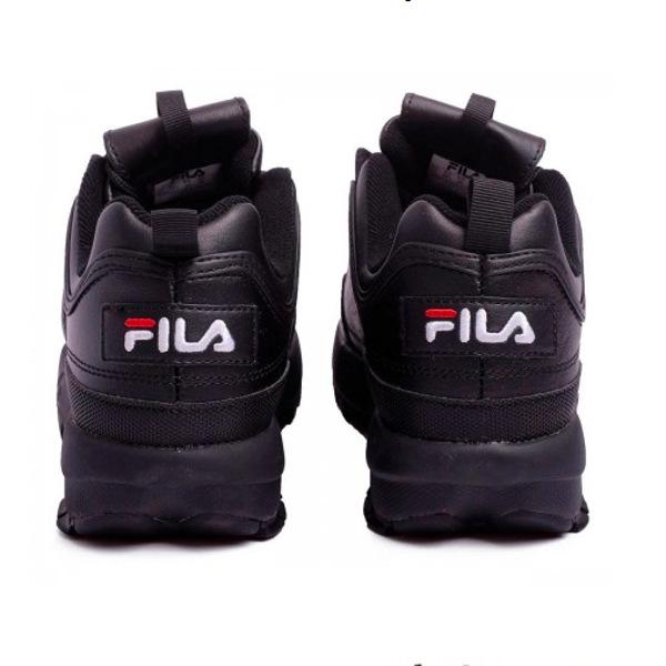 Fila Women's Disruptor II Premium Black