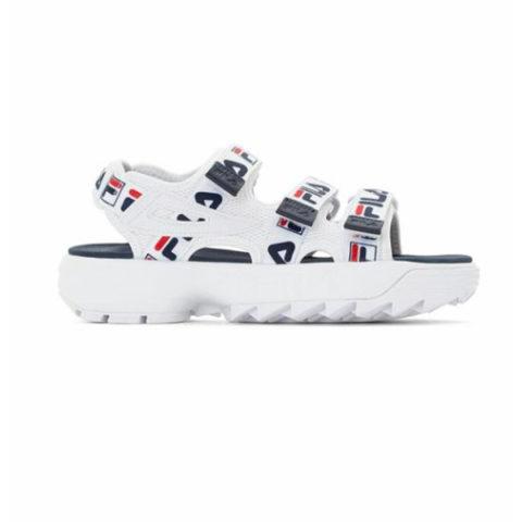 Fila Disruptor Sandal Women's White-Navy