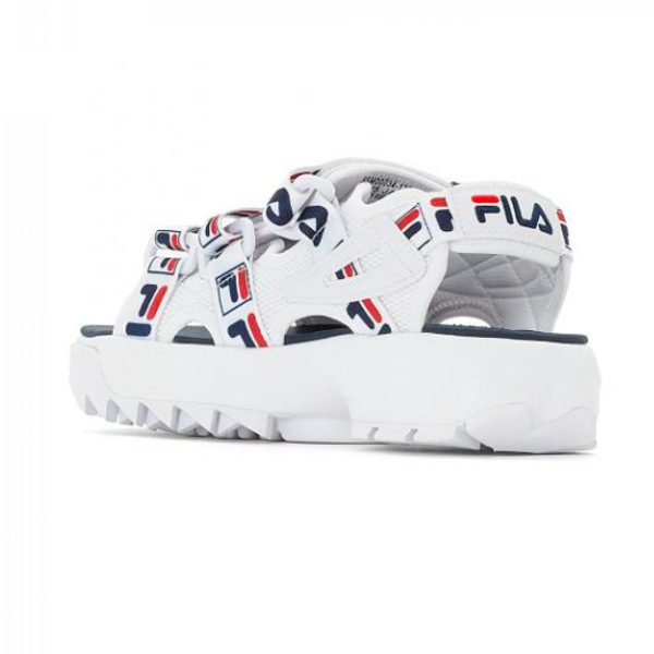 Fila Disruptor Sandal Women's White-Navy