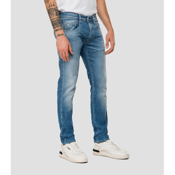 Replay Slim Fit Anbass Jeans Medium/Blue