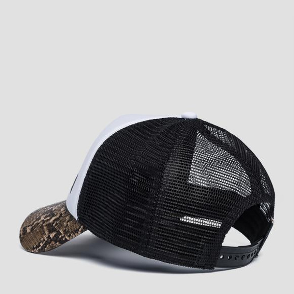 Replay Women's Croc Printed Cap