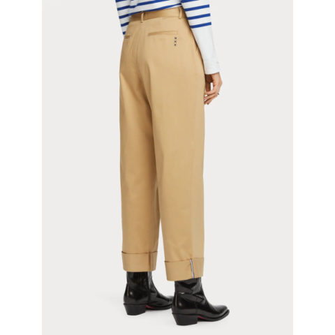 Scotch & Soda Relaxed Fit Chinos