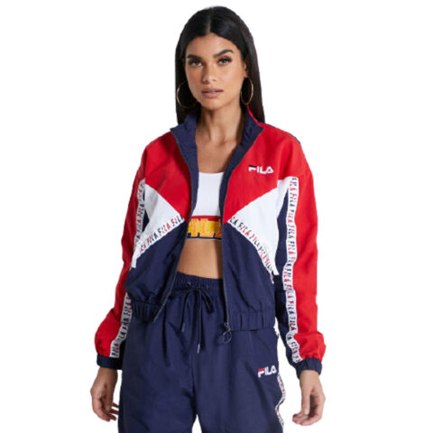 Fila Multicolor Lyra Tape Track Jacket