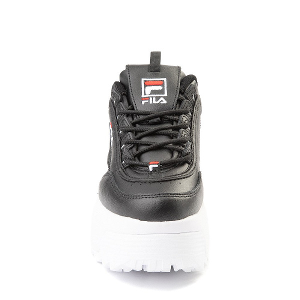 Fila Women's Disruptor II Wedge Black