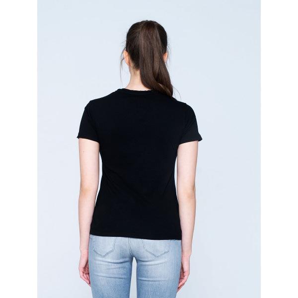 Staff Women's Violet T-Shirt
