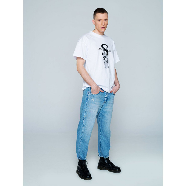 Staff Men's Jeans Frank Relaxed Tapered