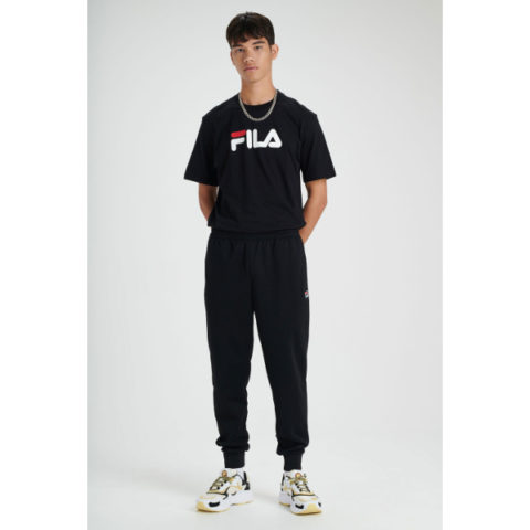 Fila Men's Eagle Tee-Shirt Black