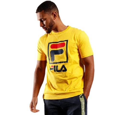Fila Men's Jack Tee-Shirt Yellow