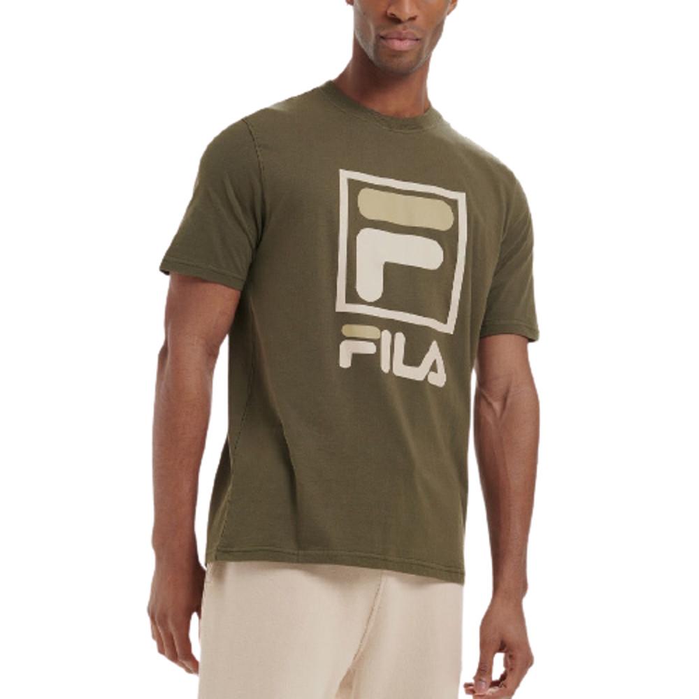 Fila Men's Jack Tee-Shirt kalamata