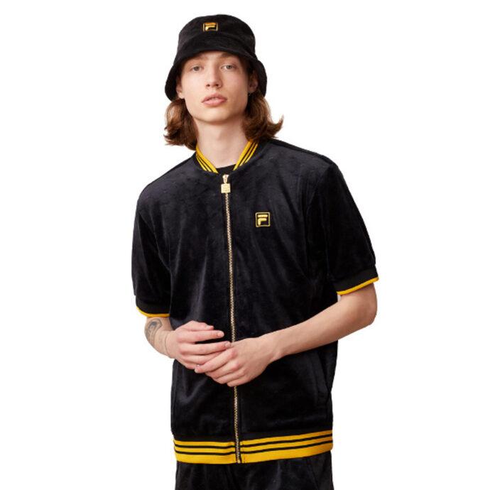 Fila Men's Cameron Jacket Velour