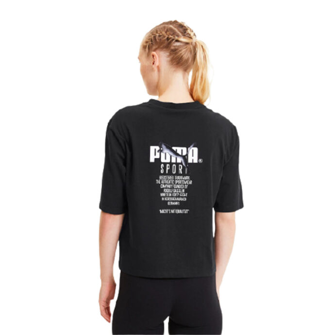 Puma Women's Tailored for Sport Graphic/Tee