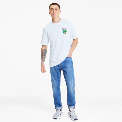Puma Downtown Men's Graphic Tee