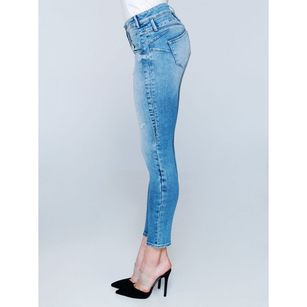 Staff Women's Bianca Skinny Mid/Rise Fit